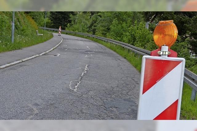 Zwei Straßen für drei Millionen Euro