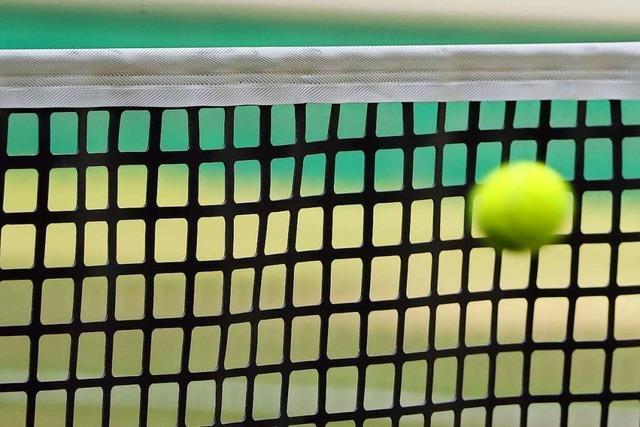 Mitte Juni soll die Tennissaison in Baden beginnen. Macht das Sinn?
