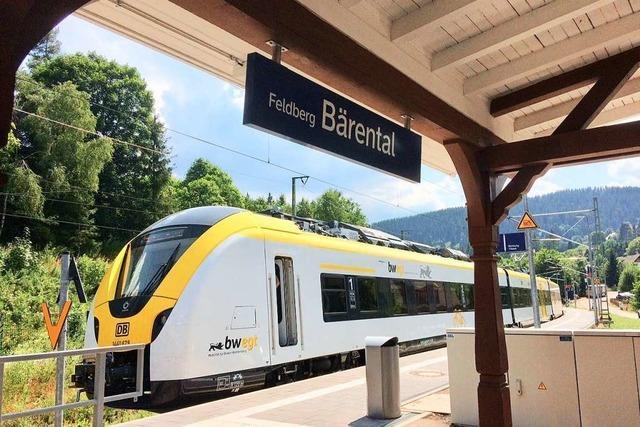 Die Dreiseenbahn wird im Herbst erneut zur Langzeit-Baustelle