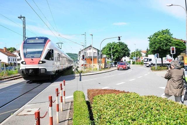 Steinen zögert, sich an den Kosten für den Ausbau der Regio-S-Bahn zu beteiligen