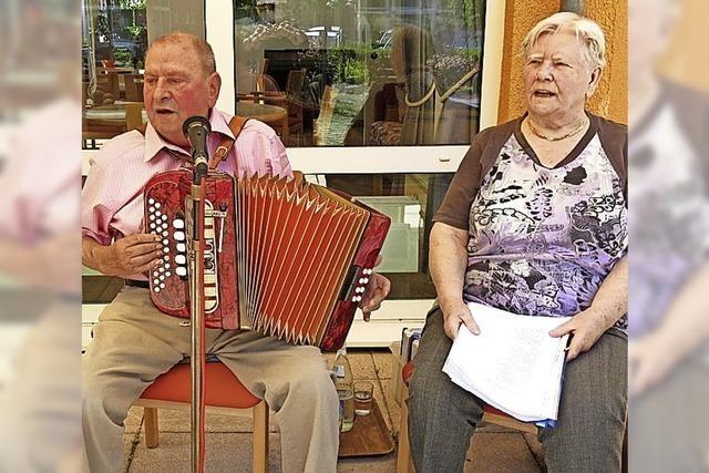 Konzert im AWO-Seniorenpark