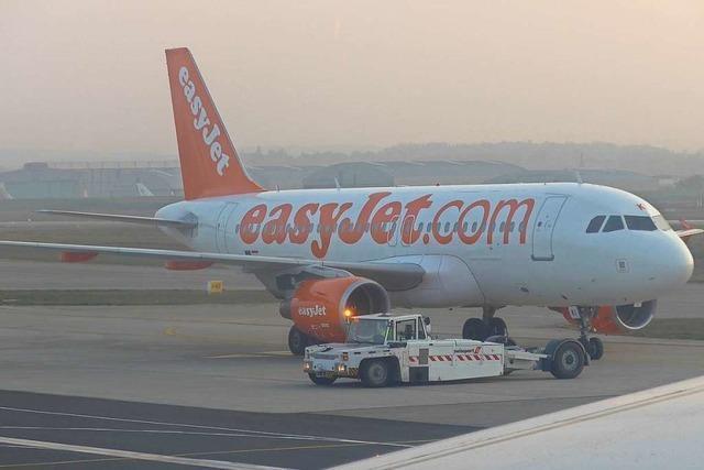 Easyjet will wegen Corona-Krise bis zu 30 Prozent seiner Arbeitsplätze streichen