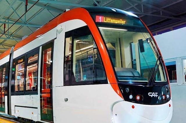 Freiburger Rat stimmt für Verlängerung der Linie 1 in Littenweiler