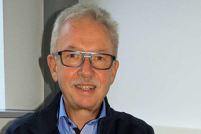 Eckhard Mikuszies, der Vorsitzende des Rheinfelder Seniorenrats, ist tot