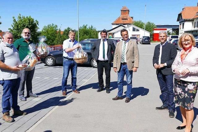 Minister Hauk eröffnet Kampagne für Landwirtschaft in Bonndorf