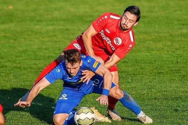 Ex-Regionalligaspieler Gabriel Gallus wertet die Offensive des SC Lahr deutlich auf