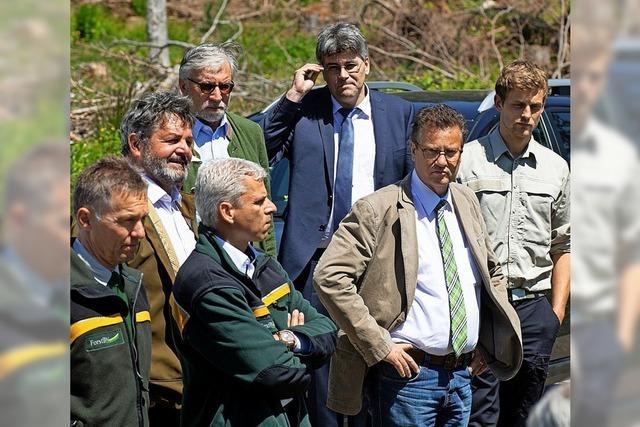 Hauk strebt eine Klimawandelprämie an