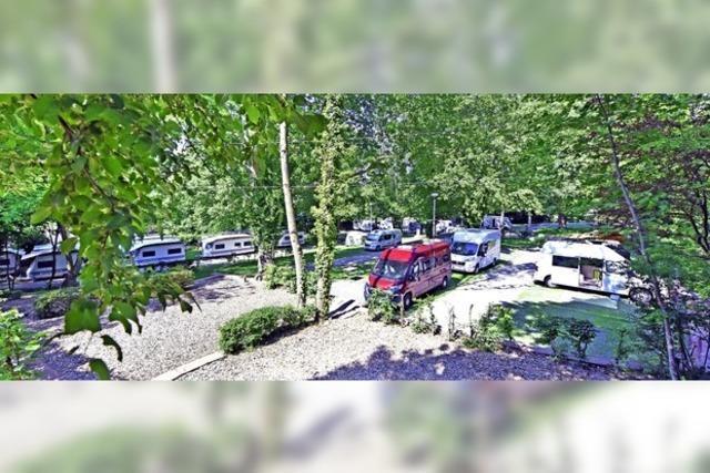 Nachfrage nach Campingplätzen in Südbaden ist hoch