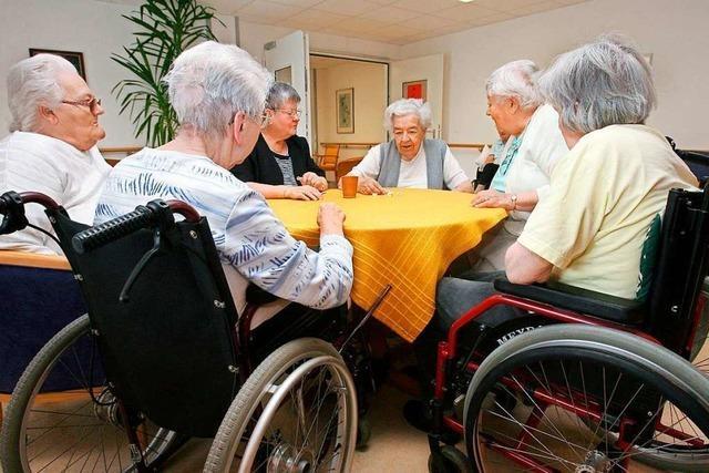 Der Mangel an Plätzen in der Kurzzeitpflege ist chronisch im Kreis Lörrach