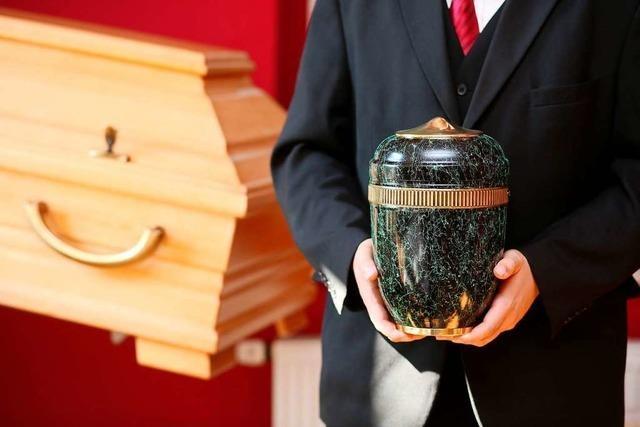 Nach mehr als 100 Jahren schließt ein Elzacher Bestattungsunternehmen