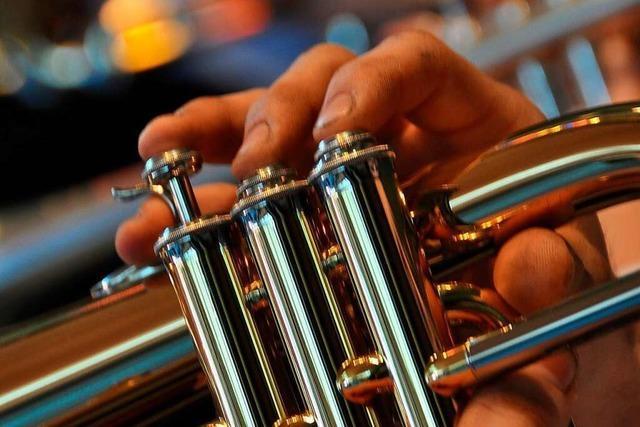 Die Lörracher Blasmusiker wissen nicht, wann sie wieder spielen dürfen