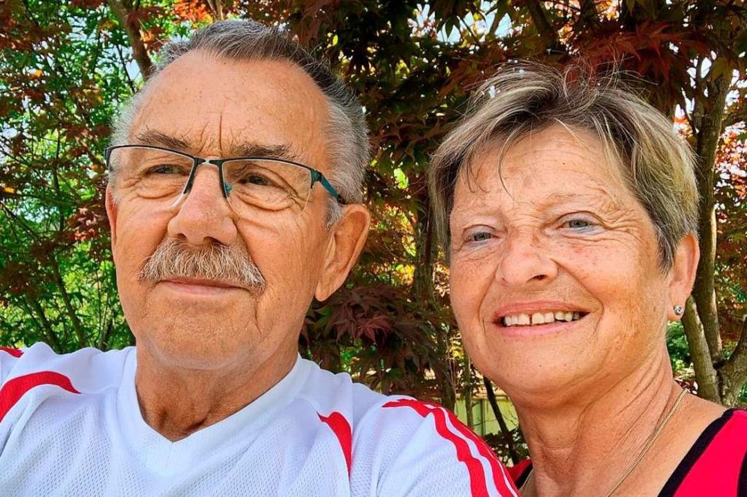 Brigitte und Paul Stippich aus Lahr-Sulz  | Foto: Privat