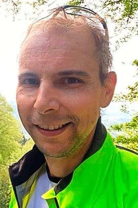 Martin Beiser aus Oberschopfheim  | Foto: privat