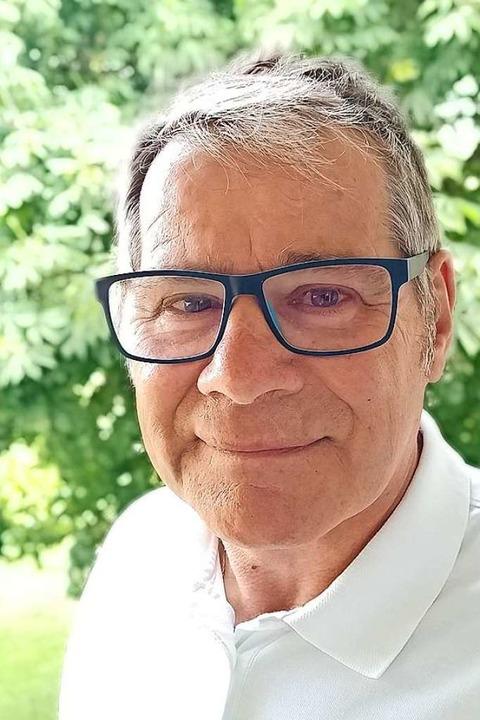 Roland Wurth aus Friesenheim  | Foto: Privat