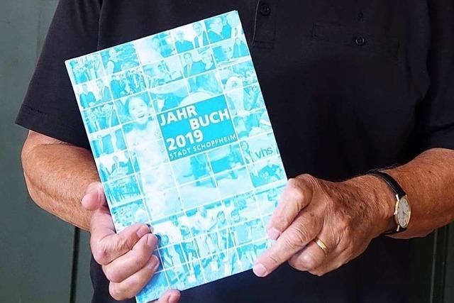 Das Schopfheimer Jahrbuch 2019 ist erschienen