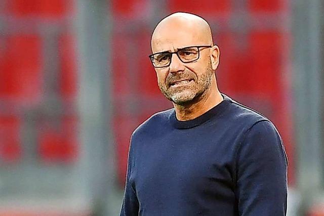 Bayer-Coach Bosz bastelt noch an Leverkusens Aufstellung
