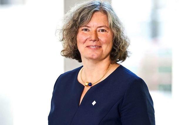 Kerstin Krieglstein ist als neue Rektorin der Uni Freiburg eine gute Wahl