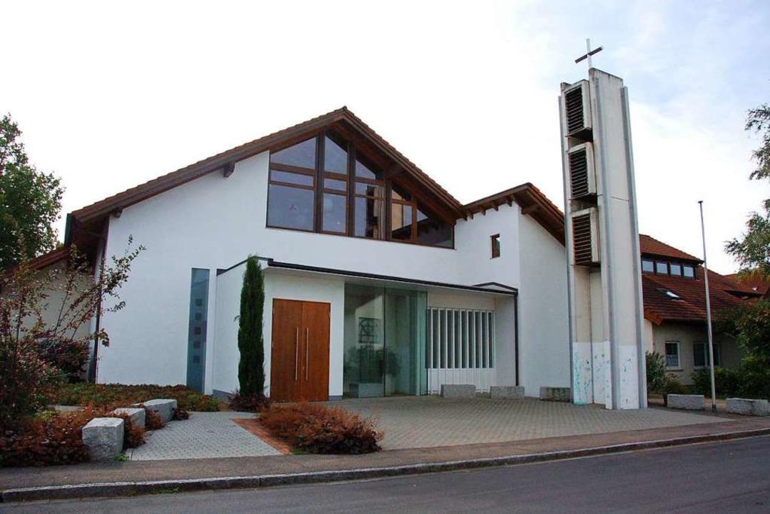 So sah die Kirche vorher aus – ein Bild von 2010.  | Foto: Patrick Bösch