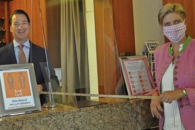Bad Bellinger Hotels öffnen nach der Corona-Pause wieder