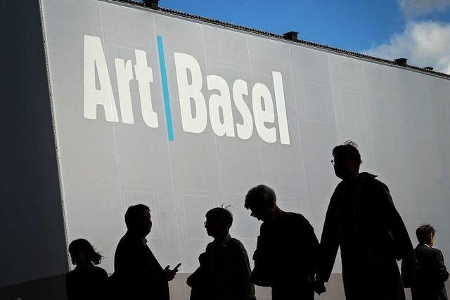 Ob die Art Basel stattfindet, ist weiter fraglich