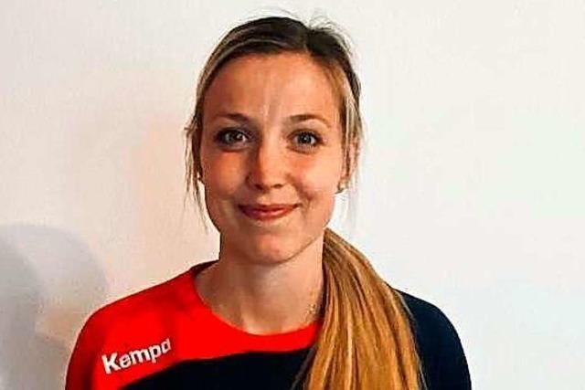 Kim Schmitt verstärkt den linken Flügel der HSG Freiburg