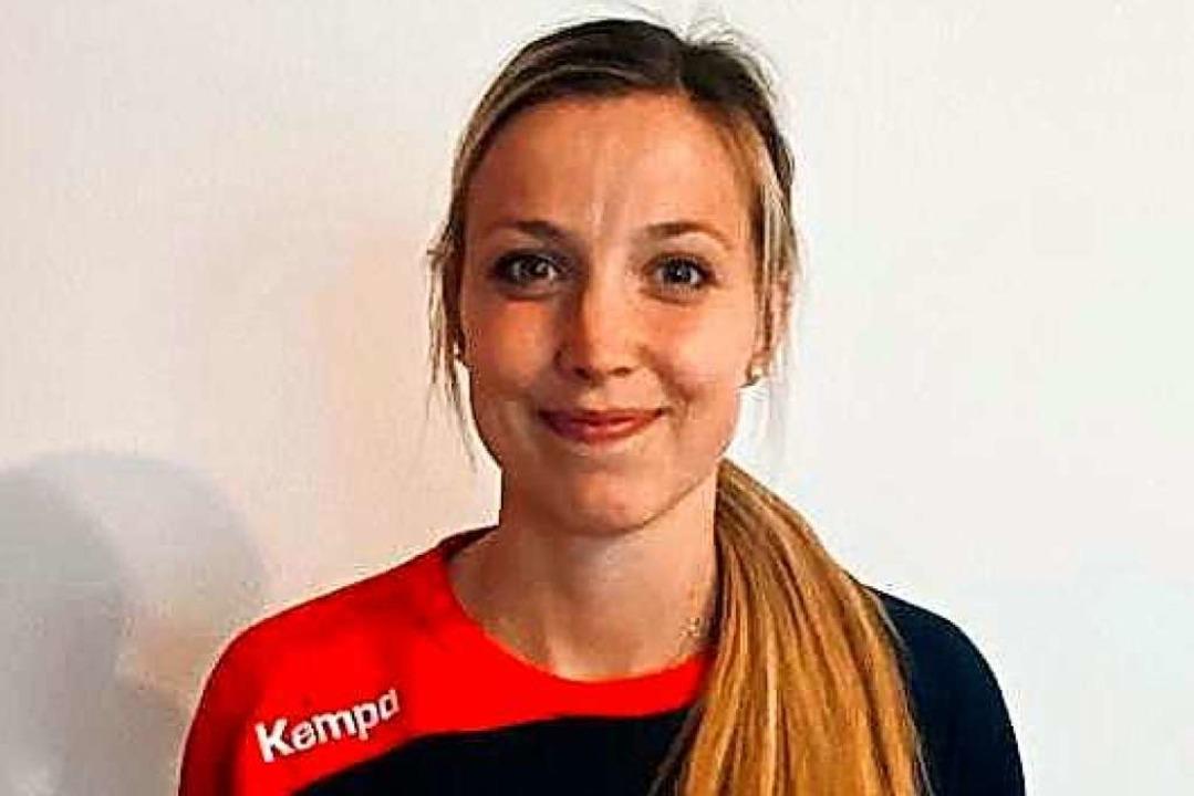 Vom Bodensee in den Breisgau: Kim Schm...n Saison für die Red Sparrows spielen.  | Foto: privat