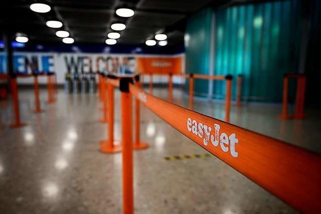 Easyjet startet seinen Flugverkehr wieder – aber noch nicht in Basel