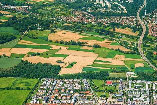 Freiburgs neuer Stadtteil Dietenbach soll 850 Millionen Euro kosten