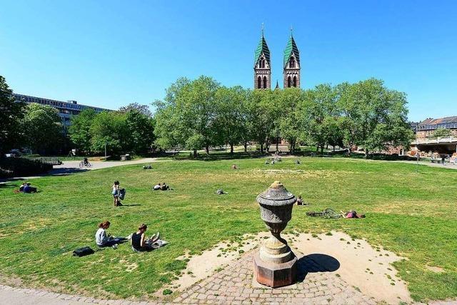 Unbekannte sollen zwei Männer im Freiburger Stühlinger angegriffen haben