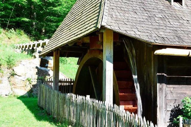 Gassenbauernhofmühle im Zastlertal bei Oberried wird 250 Jahre alt