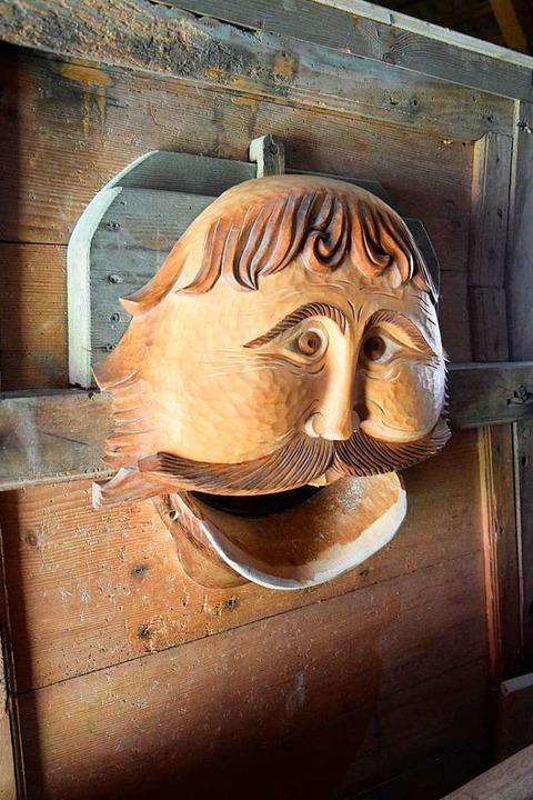 Kleiekotzer in der Gassenbauernhofmühle.  | Foto: Privat