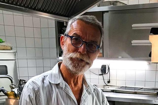 Gastronom Hans Riehle verlässt den
