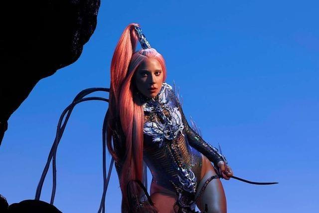 Lady Gaga liefert das Antidepressivum des Sommers