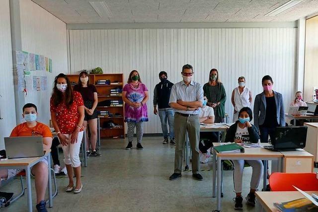 Vielen Schülern in Weil am Rhein fehlen die Geräte fürs Home-Schooling