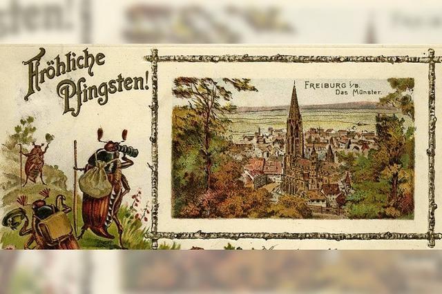 Historische Pfingstgrüße