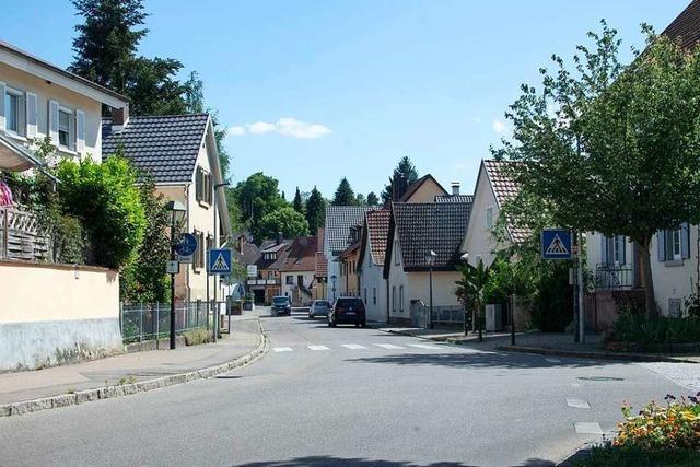 Gemeinderat Müllheim will Tempo 40 für Vögisheim und Dattingen