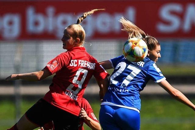 Gemischte Gefühle beim erneuten Start der Frauen-Bundesliga