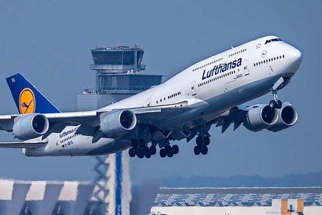 Regierung und EU-Kommission erzielen Eckpunkte für Lufthansa-Paket
