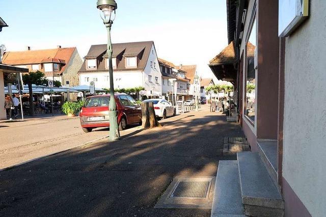 Schlüsselstraße in Neuenburg wird im Juni neu gestaltet