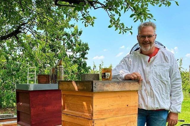 Unbekannte stehlen Denzlinger Imker zwei Bienenstöcke