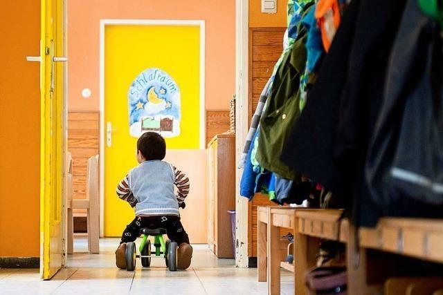 Die Diskussion um die Kinderbetreuung in Sulzburg steht zunächst still