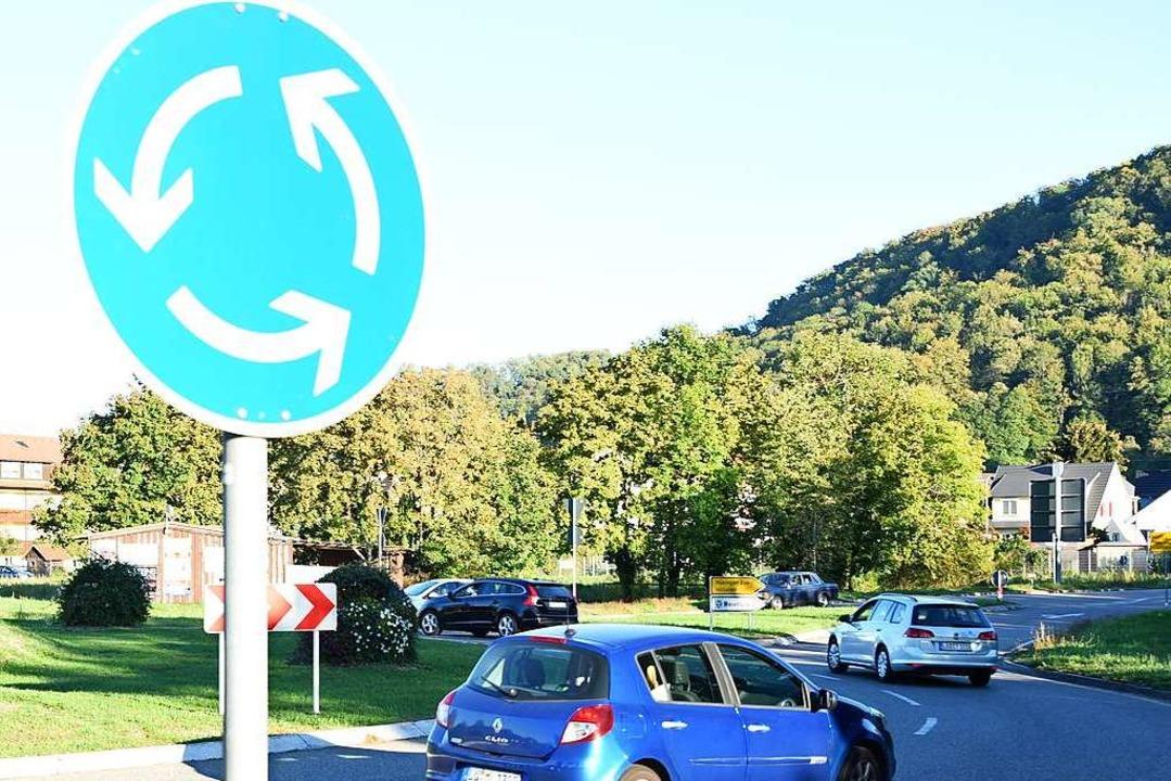 Die Diskussion um die Verkehrsprobleme...n getroffen werden, findet ein Bürger.  | Foto: Robert Bergmann