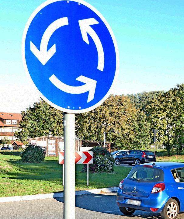 Die Diskussion um die Verkehrsprobleme... getroffen werden, findet ein Bürger.     Foto: Robert Bergmann