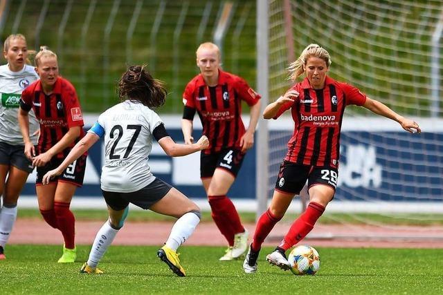 3:2 gegen Potsdam: SC-Frauen feiern erfolgreichen Re-Start
