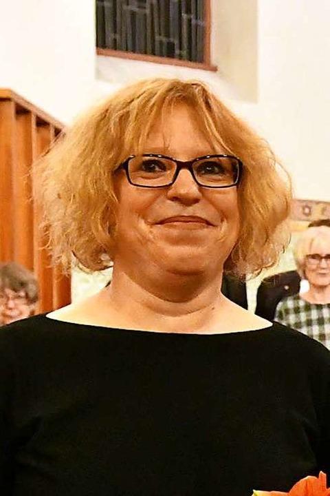 Pfarrerin Christine Egenlauf  | Foto: Wolfgang Künstle