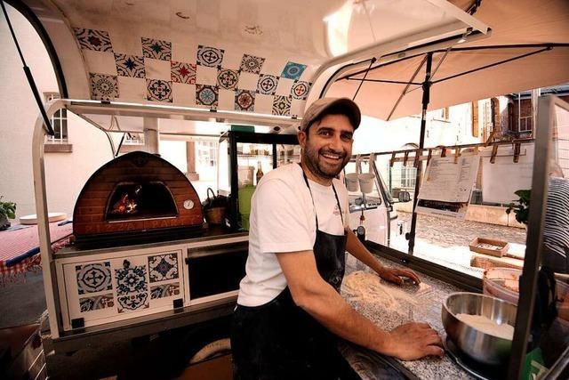 Strombolicchio: Ein Pizza-Vulkan erobert Freiburgs Pizza-Szene