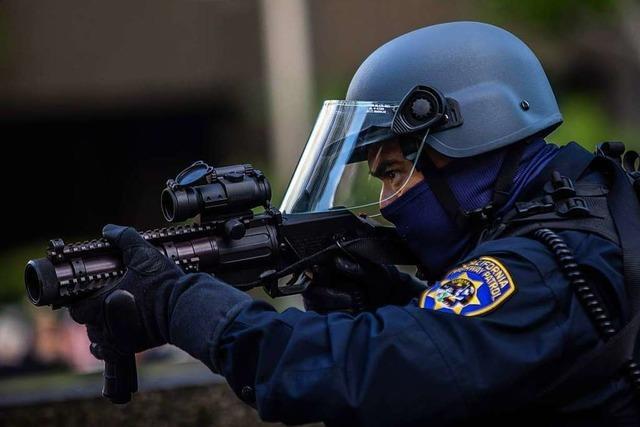 US-Metropolen erleben fünfte Krawallnacht in Folge nach George Floyds Tod