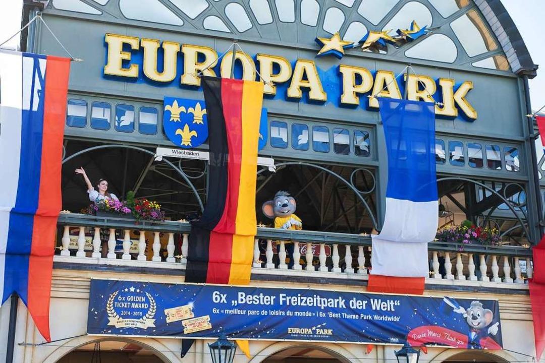 Der Europa-Park ist wieder geöffnet.  | Foto: Miroslav Dakov
