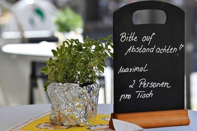 Was Gastwirte und Gäste beim Anlegen von Namenslisten beachten müssen