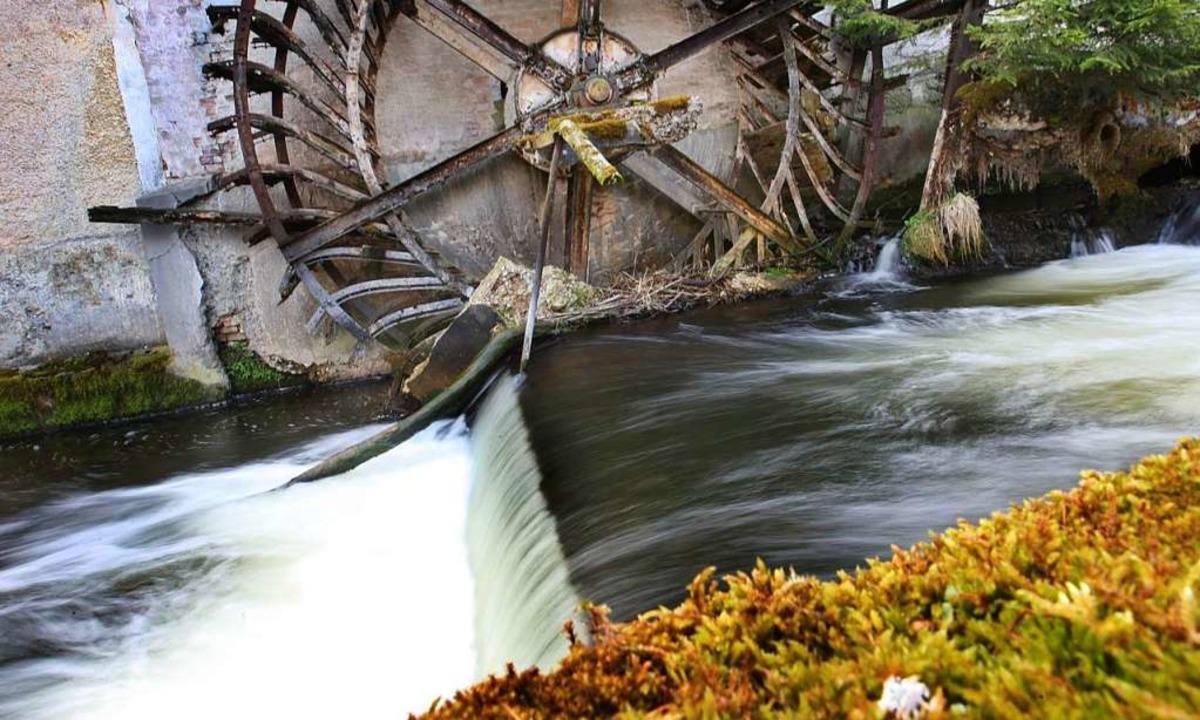 So romantisch sieht heute nicht mehr jede Mühle aus.  | Foto: Karl-Josef Hildenbrand